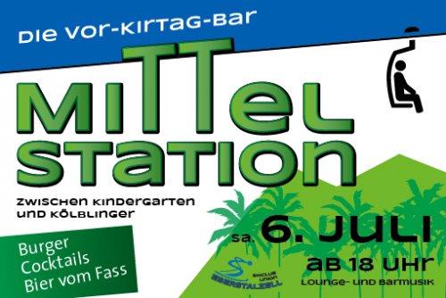 3. Mittelstation – die Vor-Kirtag Bar