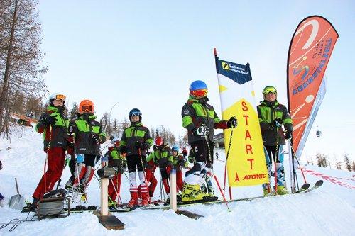Skiclub Eberstalzell startet sensationell in die Rennsaison