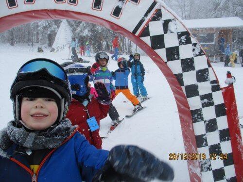 Zeller Kinderskikurs oder Skifahren leicht gemacht