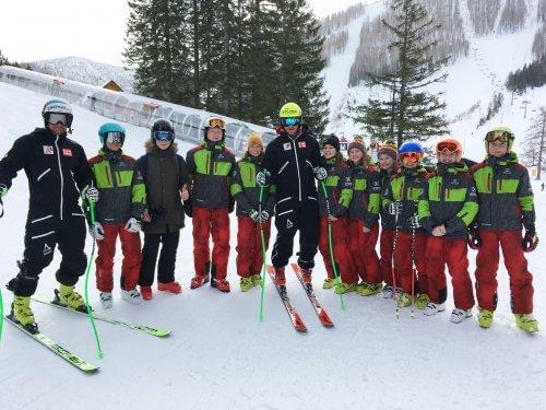 Zeller Skiclub packt das Weltcupfieber