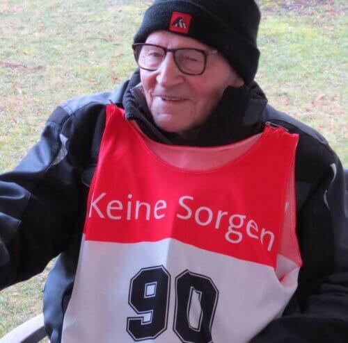 Skiclub Gründer feierte 90. Geburtstag